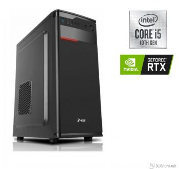 DD-Gamer Intel RTX2060 i5-10400F/ 8GB DDR4/ 240GB SSD/ RTX 2060 6GB