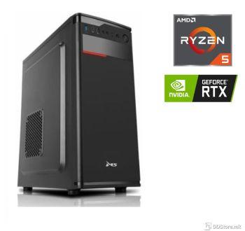 DD-Gamer AMD RTX2060 Ryzen 5 3600/ 8GB DDR4/ SSD 240GB/ RTX 2060