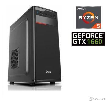 DD-Gamer AMD GTX1660 Ryzen 5 3600/ 8GB DDR4/ SSD 240GB