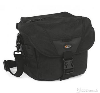Reporter Camera bag Black/Grey/Blue model EASY III 8x13x5,5