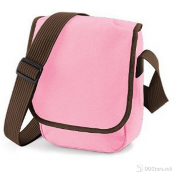 Reporter Camera bag Pink model FLOW II 8,5x13,5x6