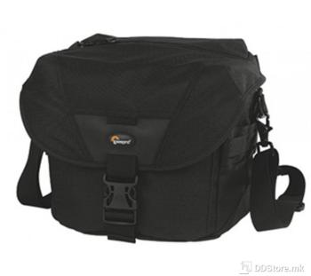 Reporter Camera bag Black model OVERLAND I 8,5x13x4