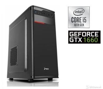 DD-Gamer Intel GTX1660 i5-10400F/ 8GB DDR4/ SSD 240GB/ GTX 1660 6GB