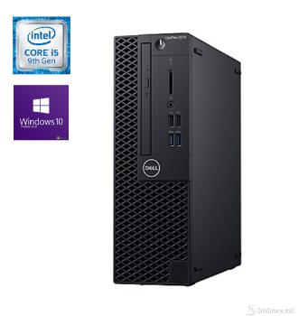 Dell OptiPlex 3070 SFF i5-9500/ 8GB/ 256GB SSD/ W10P