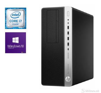 HP EliteDesk 800 G3 Tower i7/ 16GB/ 480GB SSD/ W10P