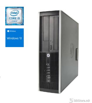 HP Compaq Elite 8300 SFF i5/ 8GB/ 120GB/ W10