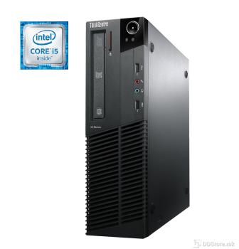 Lenovo ThinkCentre M91P SFF i5-2400/ 8GB RAM/ 120GB SSD