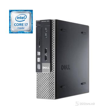 DELL OptiPlex 7010 USFF i7-3770s/ 8GB/ SSD 240GB