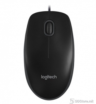 Logitech Business B100 Optical USB