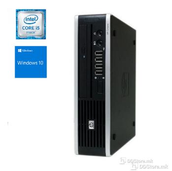 HP Compaq Elite 8300 USDT i5/ 8GB/ 120GB SSD/ W10