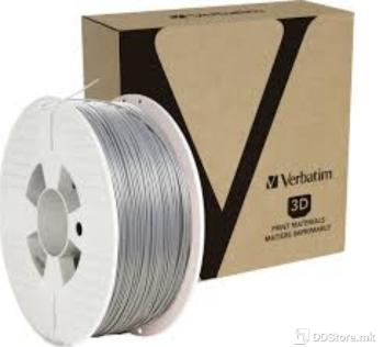 Filament Verbatim for 3D Printer ABS 1.75mm 1kg Grey