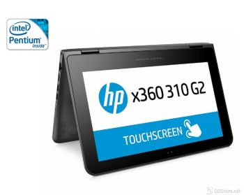 """HP x360 310 G2 11.6"""" Pentium N3700/ 4GB DDR3/ 120GB SSD"""
