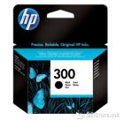 HP 300 Black Original Ink Cartridge CC640EE.