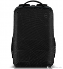 "Dell Essential 15.6"" ES1520P Black Notebook Backpack"
